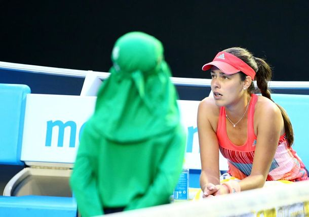 Nigel Sears, Ana Ivanovic's Coach, Collapses During Match