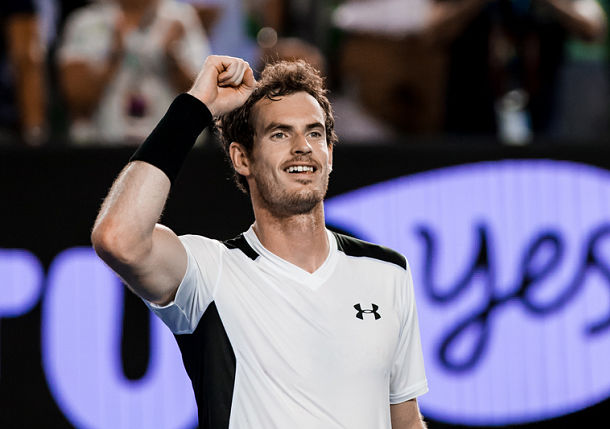 Murray Battles Past Ferrer in Melbourne