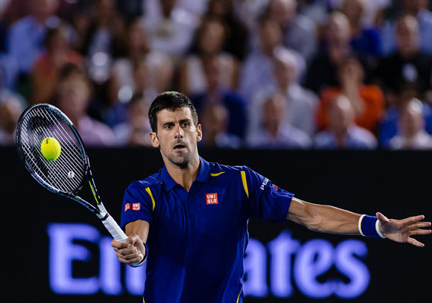 Djokovic Paid Federer the Ultimate Tribute in Aussie Open Semifinal