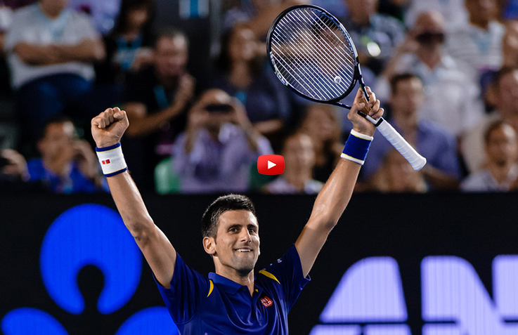 Australian Open Final Preview—Tennis Channel Sold—Crazy Oz Moments