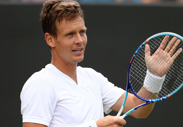 Berdych Blasts Past Pouille Into Wimbledon Semifinals