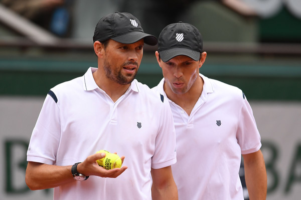 Bryan Brothers Withdraw From Rio Due to Health Concerns
