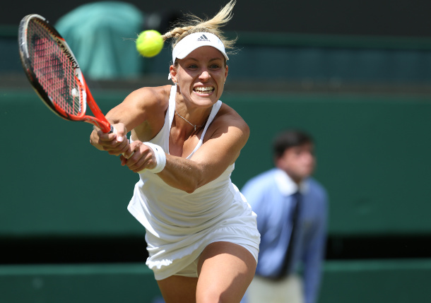 Watch: Kerber Withdraws From Bastad