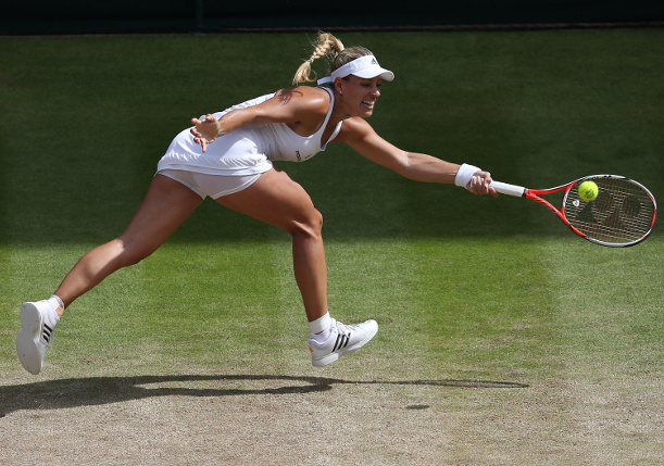 Kerber Top Seed For Wimbledon