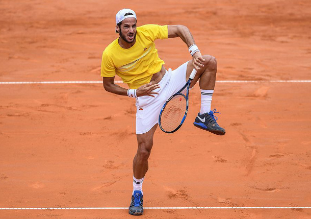 Lopez Rallies Past Brown Into Gstaad Final