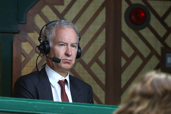 Monday Musings: McEnroe Commentary Sparks Debate