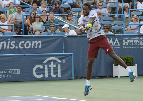 Watch: Monfils Living With Legends, Major Quest