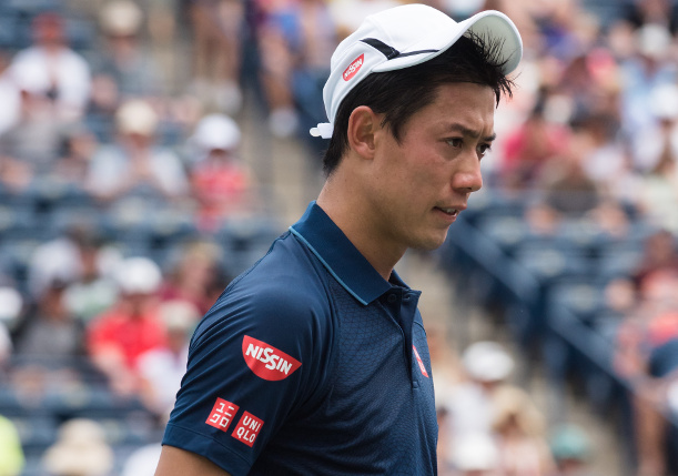 Nishikori Fights Past Wawrinka Into Toronto Final