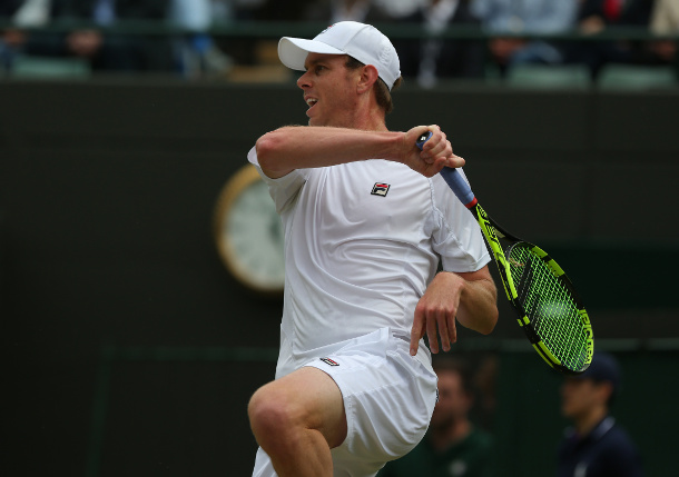 Querrey On American Revival, Top 10 Aim