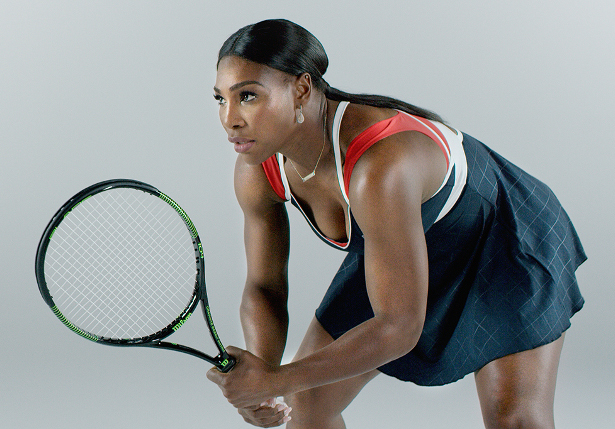 Watch: Serena On Olympics, Defying Labels