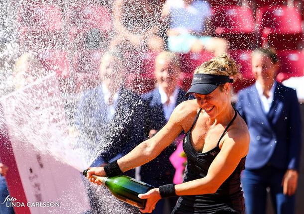 Siegemund Wins First Title in Bastad