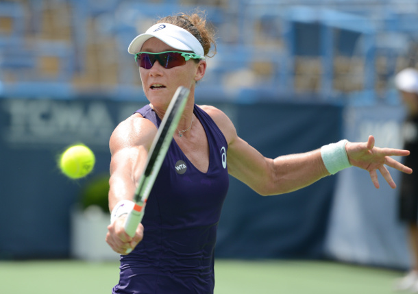 Stosur, Brengle Move On in Montreal