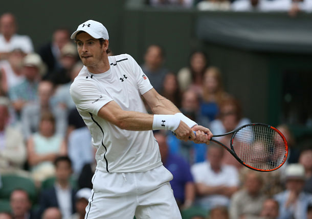 Andy Murray Adds New Tennis App to Growing Investment Portfolio