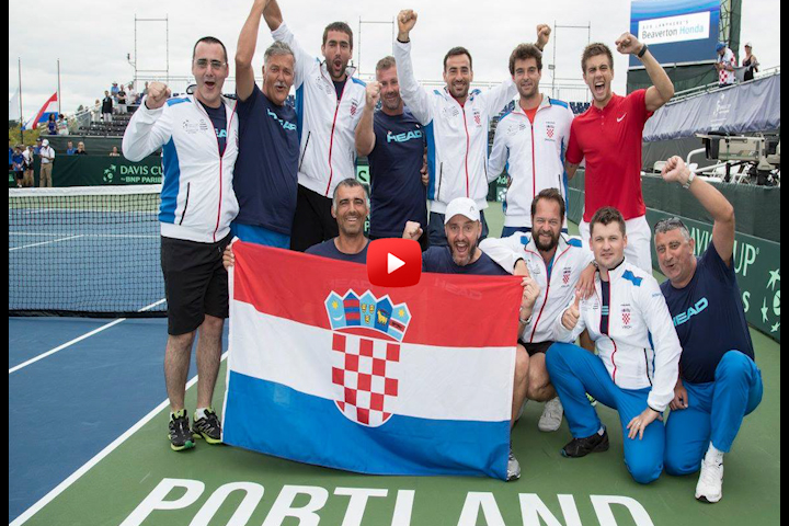 Olympic Withdrawals-Davis Cup Upsets