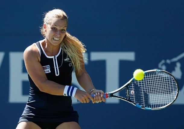 Cibulkova and Konta to Meet at Stanford Semis
