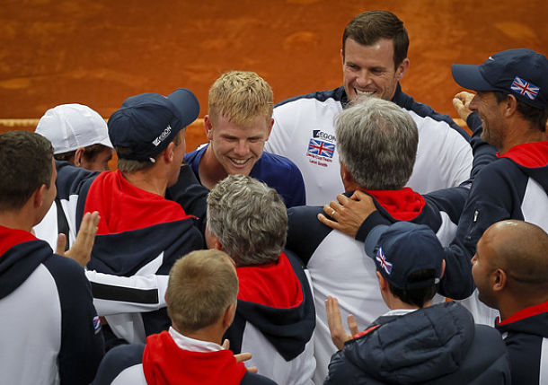 Unsung Heroes Lead the Way in Davis Cup Quarterfinals