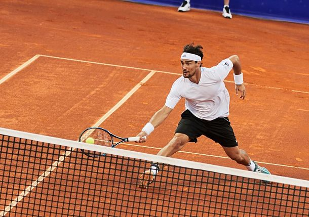 Fognini into Umag Final to Face Martin
