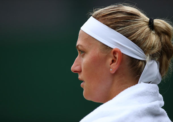 Kvitova Injured In Knife Attack