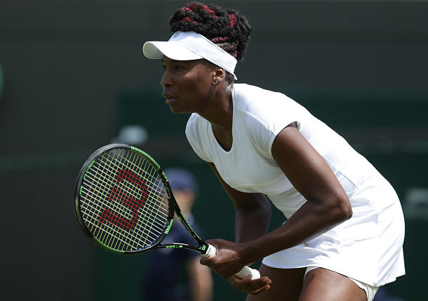 Wimbledon Women's Semifinals, By the Numbers