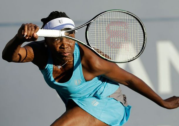 Konta to Face Venus Williams for Stanford Title