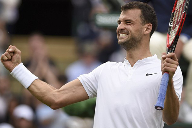 Dimitrov Rallies Into Toronto Second Round