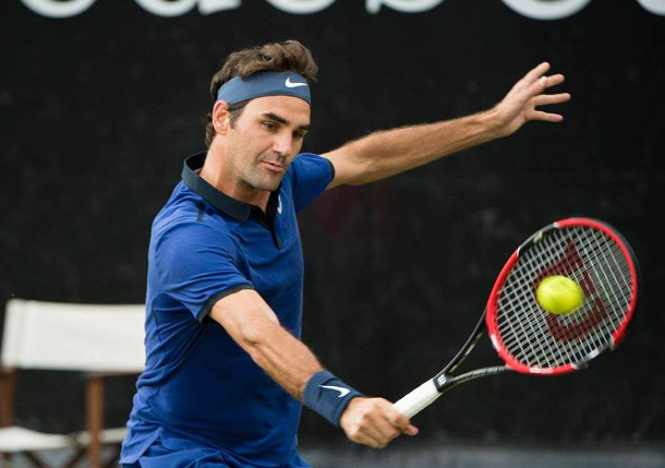 Federer Set for Grass Return in Stuttgart