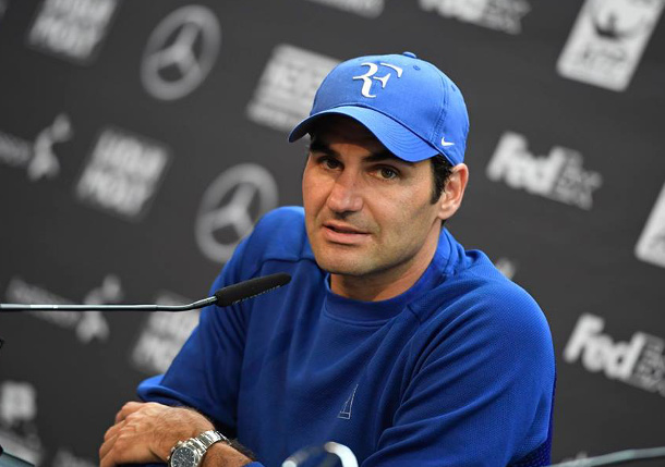 Watch: Federer On Craziest Moments