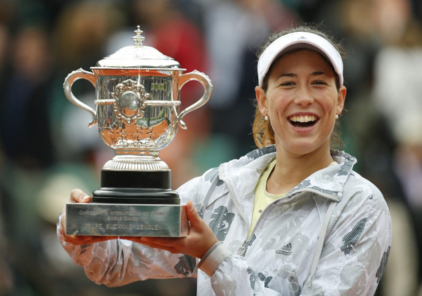 TN Q&A: Garbiñe Muguruza on Spirit, Style and Defending Roland Garros
