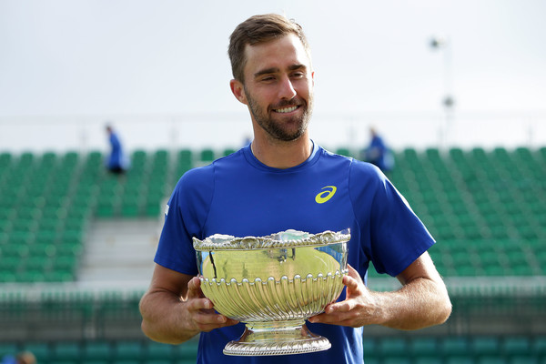 Steve Johnson Wins Maiden ATP Title in Nottingham