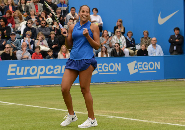 Keys Sweeps Strycova In Birmingham Final
