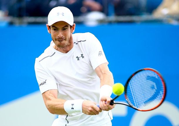 Murray Closing in on Fifth Queen's Club Title