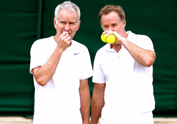 McEnroe Brothers Host Youth Scholarship Try-Outs