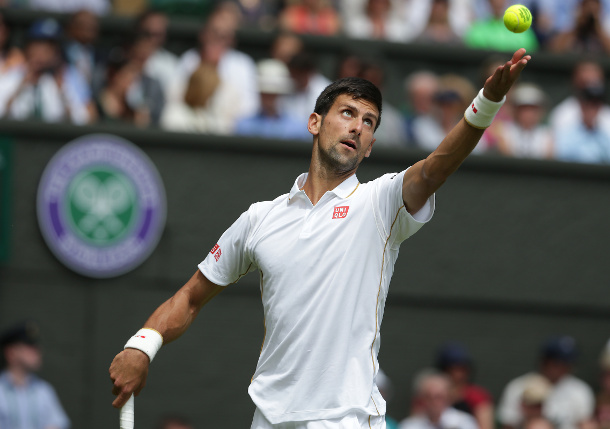 Djokovic Cruises Into Wimbledon Third Round