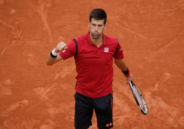 Commanding Djokovic Cruises Into Fourth RG Final
