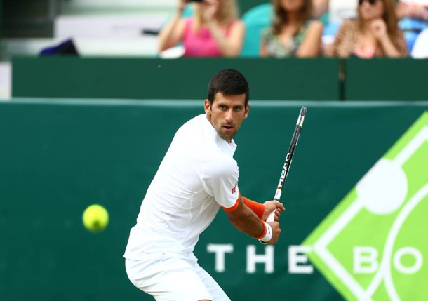 Djokovic Flattered By Lendl's Vow