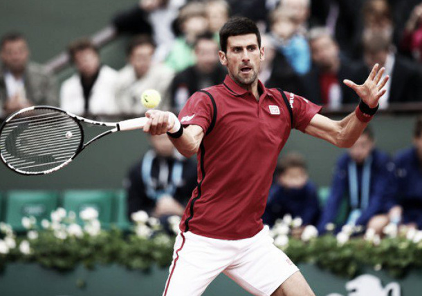 Djokovic Shreds Berdych, Reaches Eighth RG Semifinal