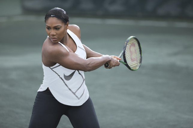Watch: Serena More Than Motivated To Win Wimbledon