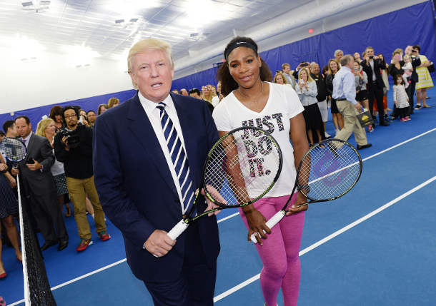 Tennis Reacts to Presidential Debate On Twitter