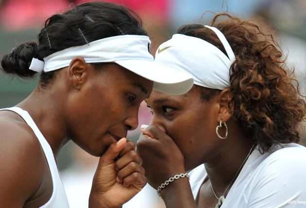Venus Aims To Play 2020 Olympics with Serena