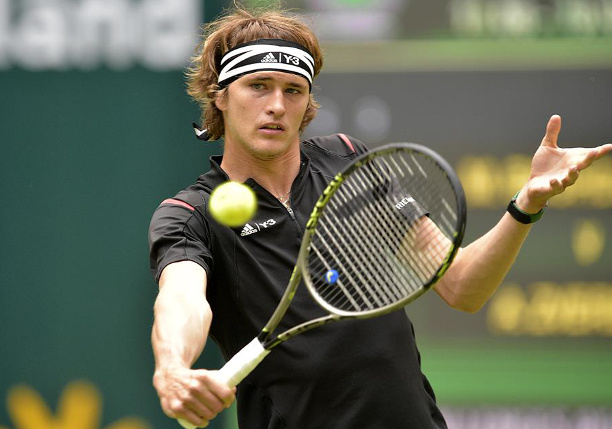 Zverev Tops Federer, Reaches Halle Final