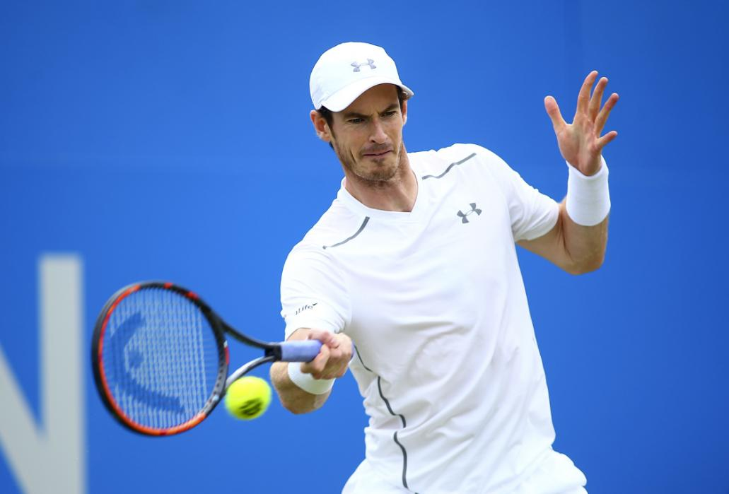 Murray, Raonic Move Through to Queen's Club Semis
