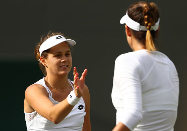 Muguruza Shocked out of Wimbledon