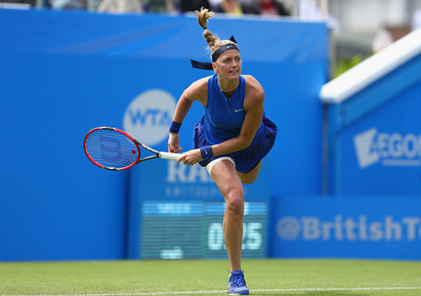 Radwanska, Kvitova Advance as Many Other Seeds Fall in Eastbourne