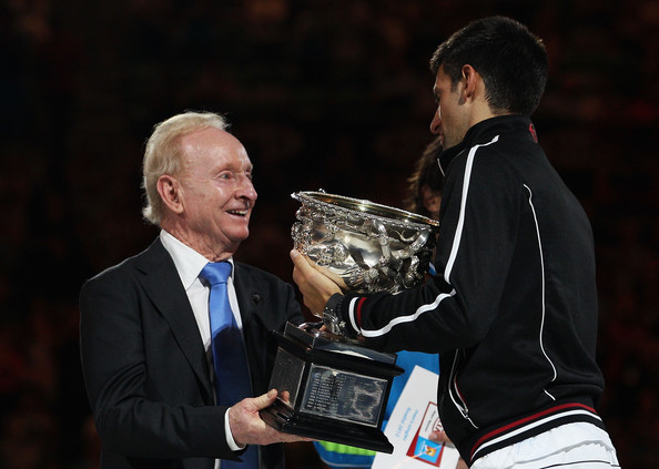 Laver's Advice to Djokovic on Calendar Slam: Don't Think About it