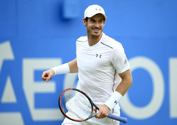 Murray Makes More Queen's History