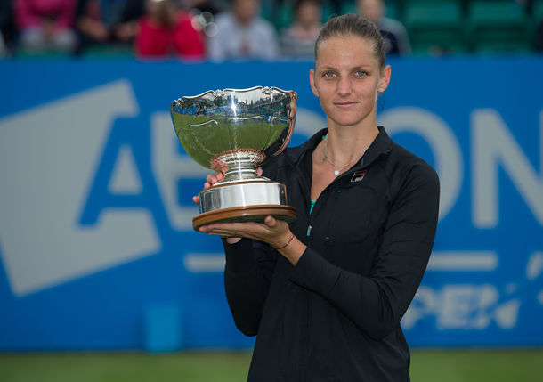 Missing Olympics Was Key Ingredient for Pliskova in Cincinnati