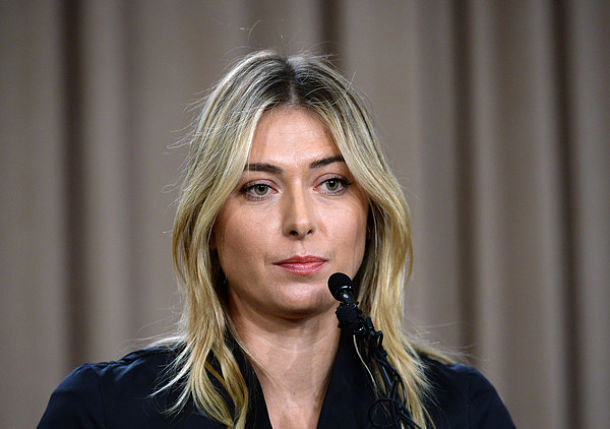 Maria Sharapova Receives Two-Year Ban from ITF