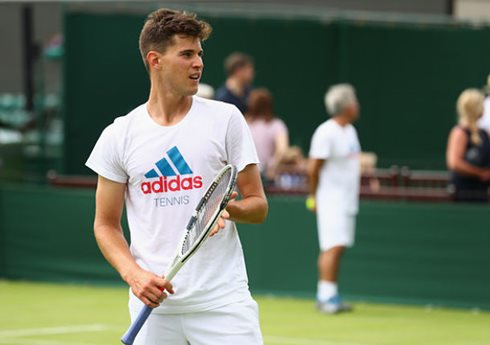 Dialed-In Thiem a Vastly Improved Player on Grass this Season