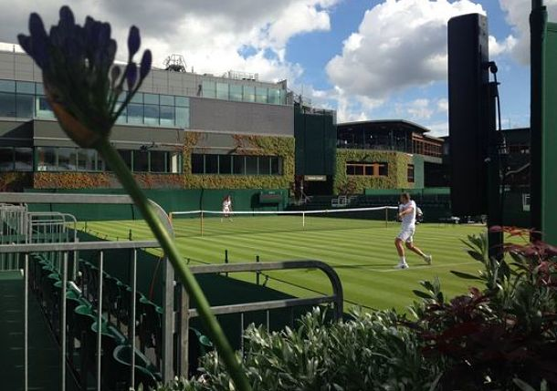 Grass Clippings: This is Wimbledon