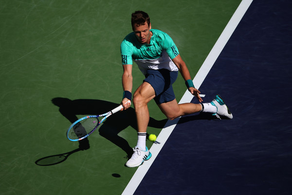 Berdych Denies Del Potro in Indian Wells Comeback